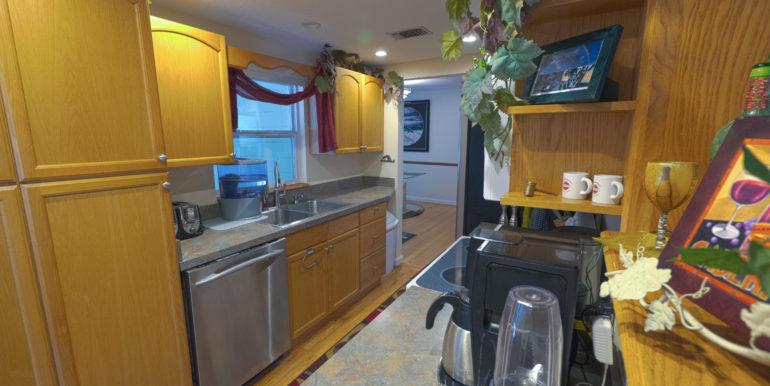 Fern Creek kitchen