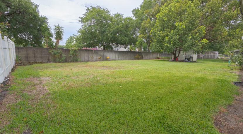 Dover Estate Backyard
